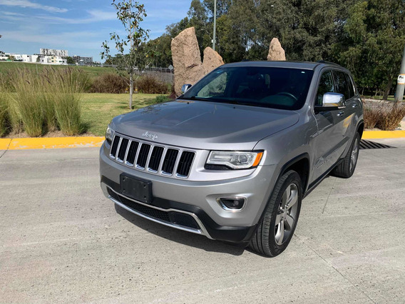Jeep Grand Cherokee 3.6 Limited Lujo 4x2 Mt 2016