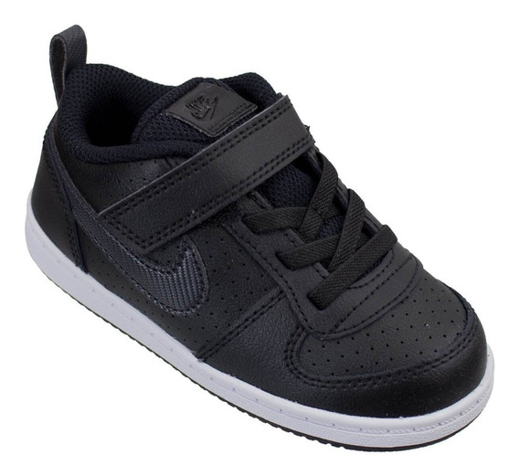 Tênis Infantil Menino Nike Court Borough Bv0746-001