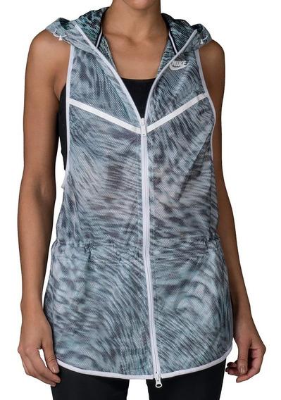 Colete Nike Tech Vest C/ Capuz - Treino / Corrida