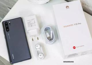 Huawei P30 Pro 256/gb 8ram 1año De Garantia.black Friday