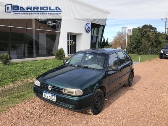 Volkswagen Gol Mi 1999 Excelente Oportunidad Barriola