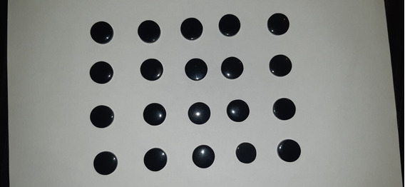 Ombligueras De Obsidiana Negra Protección