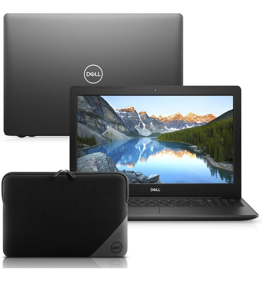 Notebook Dell Inspiron 3583 Core I5 8gb 1tb Windows + Capa