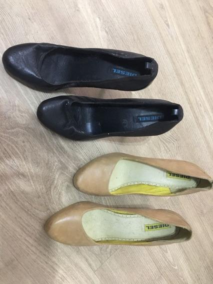 Sapatos Scarpin Diesel