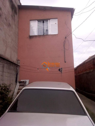 Imagem 1 de 5 de Casa Com 4 Dormitórios À Venda Por R$ 238.500,00 - Cidade Soberana - Guarulhos/sp - Ca0385