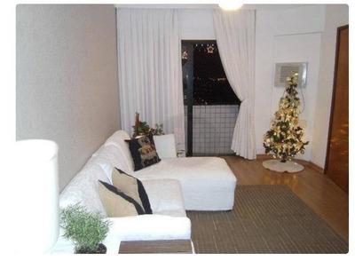 Apartamento Com 3 Dormitórios À Venda, 100 M² Por R$ 519.000 - Boqueirão - Santos/sp - Ap3579
