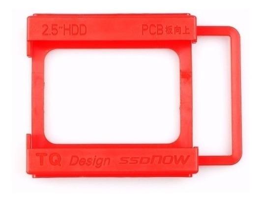 Adaptador Ssd Suporte Hd Ssd Para Desktop De 2,5 Para 3,5