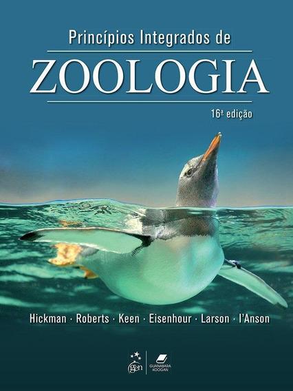Princípios Integrados De Zoologia - 16ª Ed. 2016