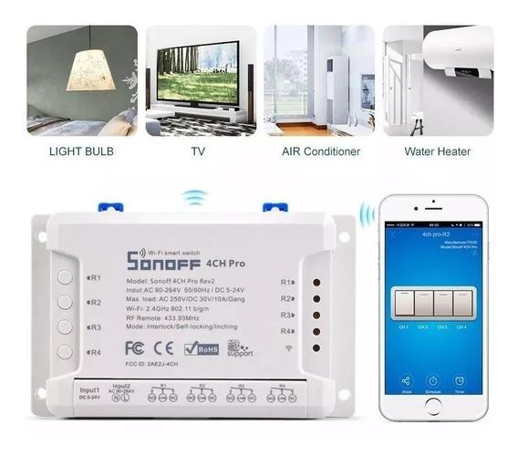 Automação Residencial Sonoff Controle Sua Casa Pelo Celular