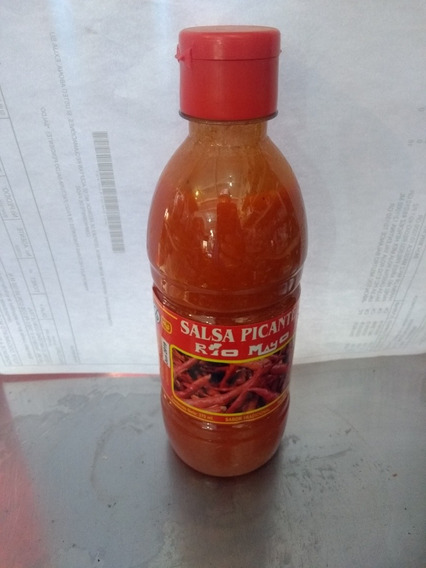 Salsa Rio Mayo