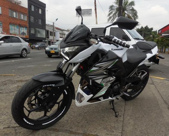 Kawasaki Er250c 2015