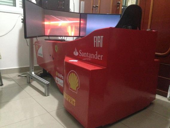 Simulador De Fórmula 1 Fanatec Completo