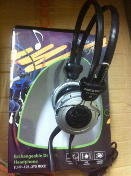 20 Fone De Ouvido P2 Game C Microfone Para Computador Pc