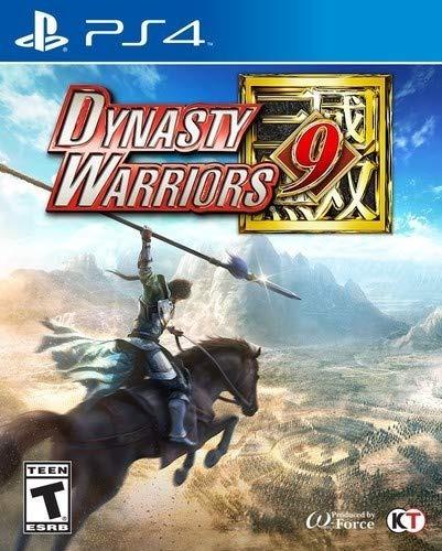 Mídia Física Dynasty Warriors 9 Ps4 - Lacrado De Fábrica!