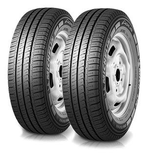 Kit X2 Neumáticos 205/75/16 Michelin Agilis + 113/111 R