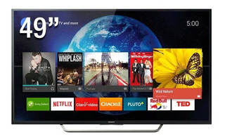 Televisor Sony 49 Android Ultra Hd 4k Smart Xbr-49x705d