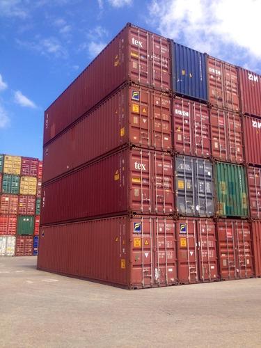 Contenedores Maritimos Usados Containers 20' Dv - Bs As Gba