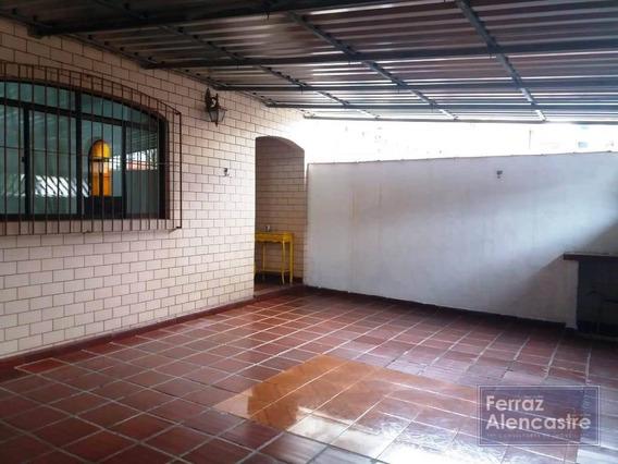 Casa Com 3 Dormitórios À Venda, 174 M² Por R$ 760.000,00 - Marapé - Santos/sp - Ca0020