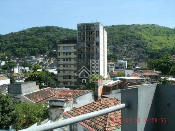 Casa Com 7 Dormitórios À Venda, 261 M² Por R$ 600.000,00 - Grajaú - Rio De Janeiro/rj - Ca0021