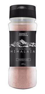 Sal Rosa Fino Do Himalaia - Sidney Oliveira 120g