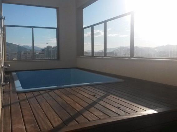 Penthouse Em Cachambi, Rio De Janeiro/rj De 166m² 3 Quartos À Venda Por R$ 990.000,00 - Ph98250