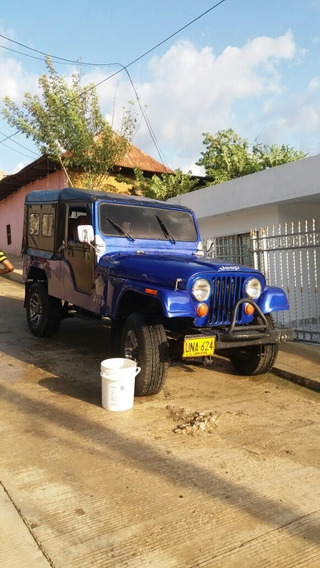 Jeep Cj Willis Cj6