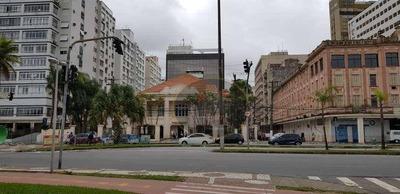 2 Laje Para Alugar, 1088 M² Por R$ 83.000/mês - Gonzaga - Santos/sp - Lj0009