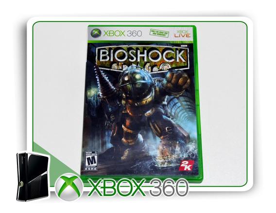 Bioshock Original Xbox 360 - Mídia Física