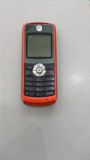 Celular Motorola W 230 Para Retirar Peças Os 001