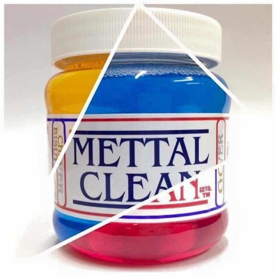Limpiador Liquido Mettal Clean Para Joyería