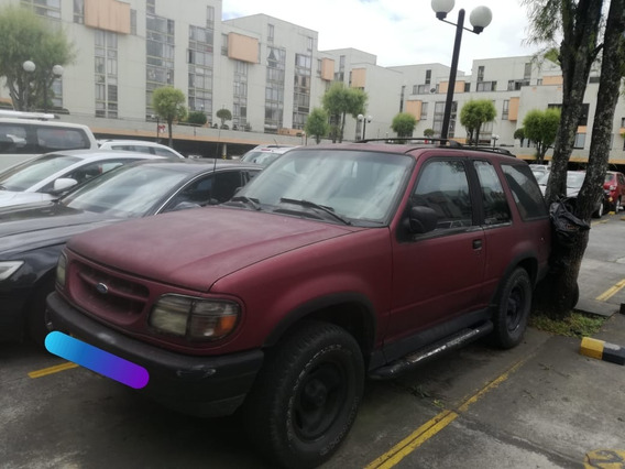 Ford Adventure 5 Generacion