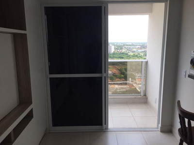 Apartamento 1 Quarto Para Venda Em Palmas, Plano Diretor Sul, 1 Dormitório, 1 Vaga - 1039