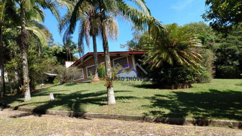 Chácara À Venda, 18500 M² Por R$ 1.370.000,00 - Soares - Jarinu/sp - Ch0070