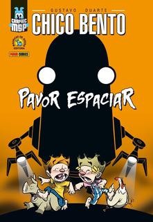 Hq Chico Bento - Pavor Espaciar Capa Dura