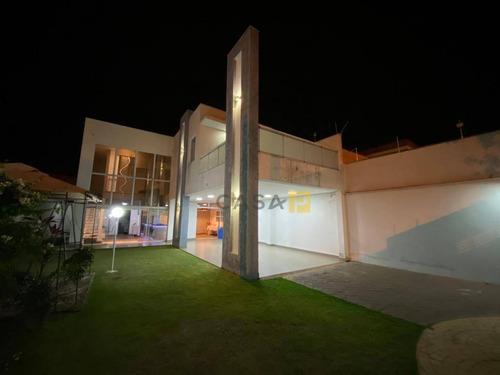 Casa Com 3 Dormitórios À Venda, 230 M² Por R$ 850.000 - Jardim Terramérica I - Americana/sp - Ca0941