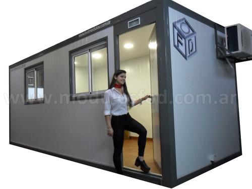 Módulos Habitables - Oficina Móvil - Capital Federal