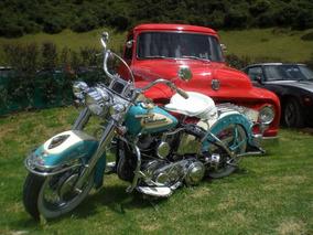 Harley Davidson Panhead 1953