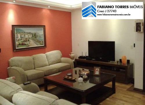 Apartamento Para Venda Em Santo André, Vila Assunção, 3 Dormitórios, 1 Suíte, 1 Banheiro, 2 Vagas - 1566_2-623976