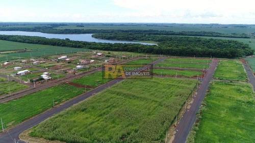 Imagem 1 de 3 de Terreno À Venda, 176 M² Por R$ 65.000,00 - Parque Da Lagoa - Foz Do Iguaçu/pr - Te0404
