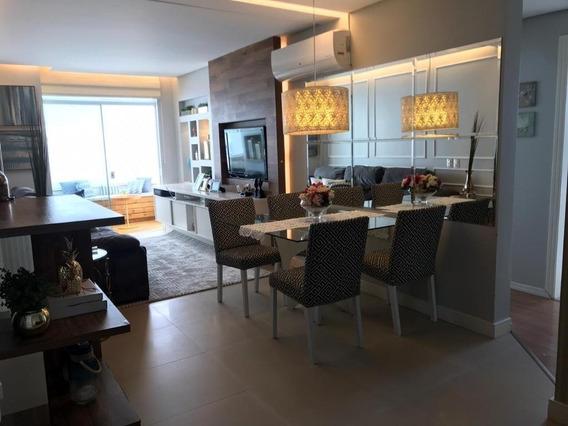 Apartamento Com 3 Dormitórios À Venda, 96 M² Por R$ 480.000,00 - Barreiros - São José/sc - Ap6552