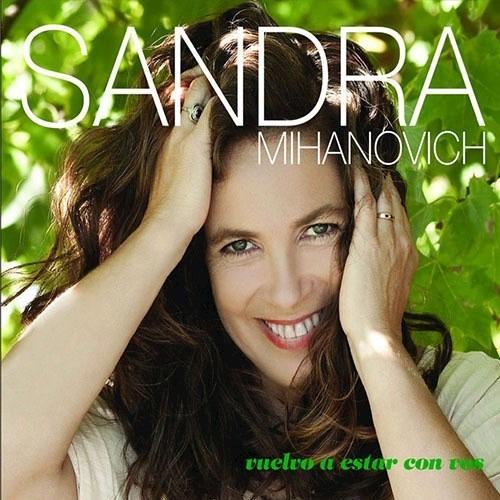 Vuelvo A Estar Con Vos - Mihanovich Sandra (cd)