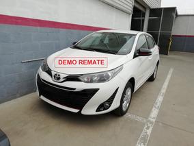 Toyota Yaris Hatckback S Cvt 2019 Demo De Remate