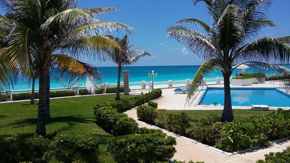 Frente Al Mar En Cancun Disponible Semana Santa Y Verano