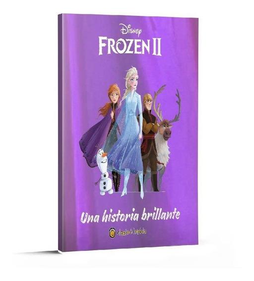 Frozen 2 Una Historia Brillante Libro Para Niños 2208