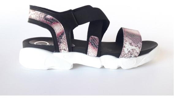 Sandalias Zapatillas Elastica Confort Livianas Quica Ushuaia