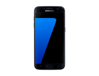 Samsung Galaxy S7 32gb G930f 12mp Single 4g Preto Vitrine 1