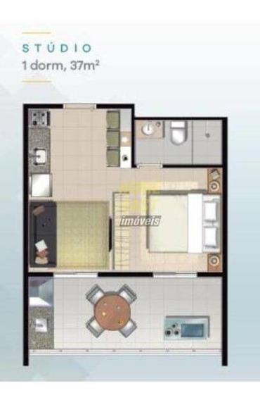 Entrada Facilitada! - Apartamento Com 1 Dormitório À Venda, 37 M² Por R$ 227.000,00 - Vila Galvão - Guarulhos/sp - Ap1536