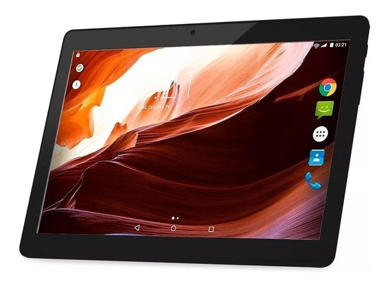 Tablet Multilaser M10a 3g 2gb 16gb Quad Core Android 7.0 Dua