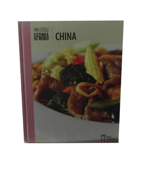 Livro De Receitas Típicas Da China