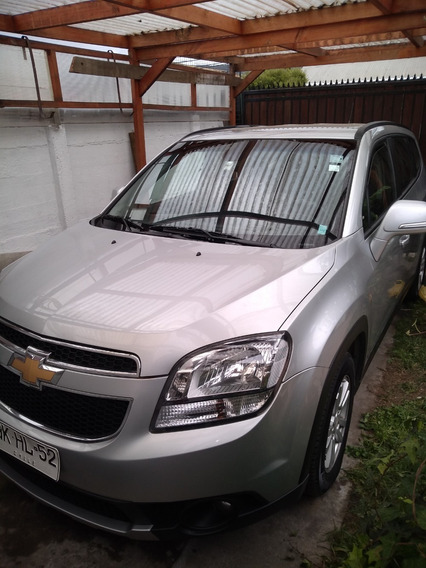 Chevrolet Orlando 2.0 2014